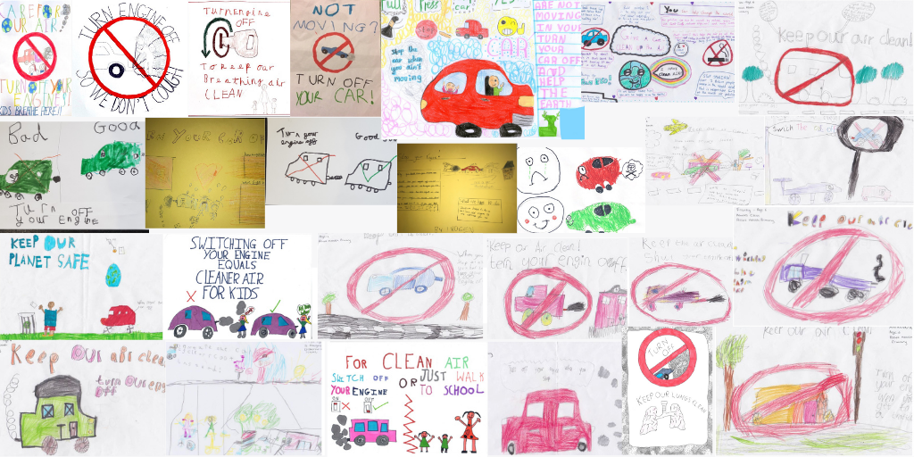 Clean Air Day Competition Entries